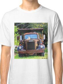 Hood cat. Classic T-Shirt