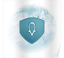 Guild wars 2 Guardian logo Poster