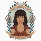 Xena by Spencer Salberg