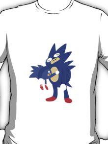 Sanic and Sanic Jr T-Shirt
