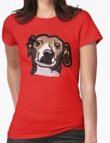 Italian Greyhound Womens Fitted T-Shirt