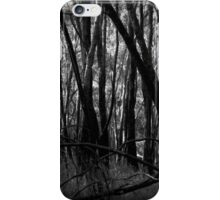 Scary Trees- Giles Conservation Park iPhone Case/Skin