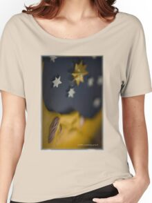 Sleeping Moon 01 © Vicki Ferrari Photography Women's Relaxed Fit T-Shirt