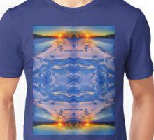 Down the barrel of a winter sun Unisex T-Shirt