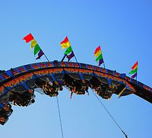 Upside Down, Inside  Out - Fair Rides by boliver