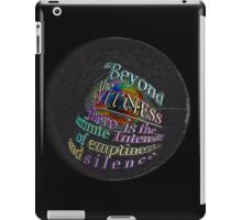 Beyond the WITNESS iPad Case/Skin