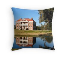 Historic Reflections Throw Pillow