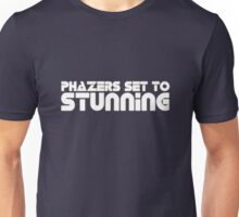 phazers set to stunning Unisex T-Shirt