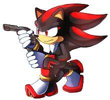Shadow the Hedgehog by Kajitanii