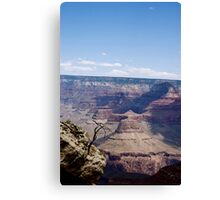 Sun shining- Grand Canyon Canvas Print