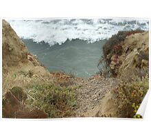 Cabrillo National Park, California Poster