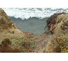 Cabrillo National Park, California Photographic Print