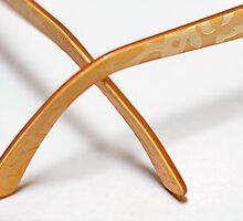 Orange Specs by Lorraine Creagh