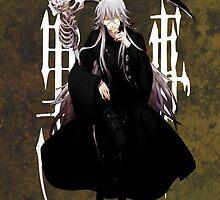 Black Butler - Undertaker by xbritt1001x