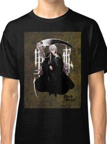 Black Butler - Undertaker Classic T-Shirt