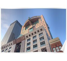 Humana Building Downtown Louisville Ky Poster