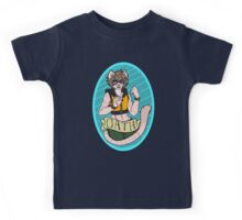 Oath Badge Kids Tee