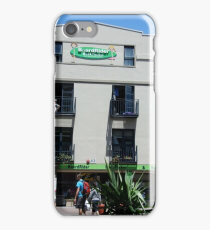 BackPackers Accommodation, Manly iPhone Case/Skin
