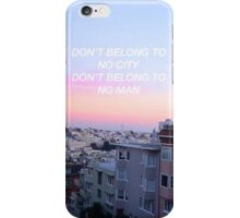 Halsey iPhone Case/Skin