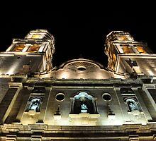 Catedral de Nuestra Señora de la Purísima Concepcíon by Valerie Rosen