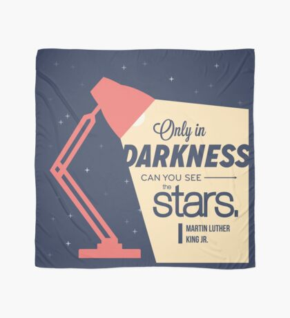 Only in Darkness Scarf