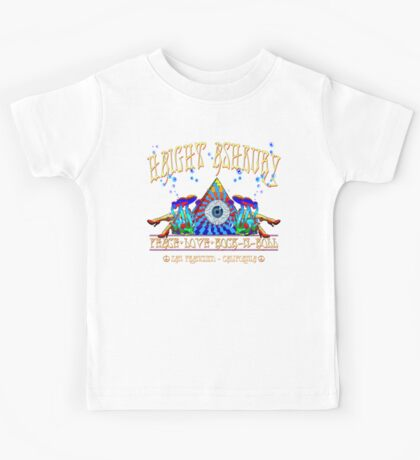 Haight Ashbury Kids Tee