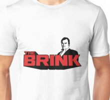 The Brink - Red Unisex T-Shirt
