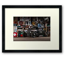 1931 Ford Model A 5 Window Coupe Framed Print