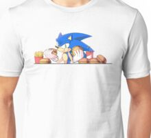 Hungry - Sonic the Hedgehog Unisex T-Shirt