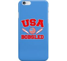 USA BOBSLED iPhone Case/Skin
