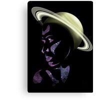 Saturn's Halo Canvas Print