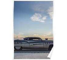 Silver Sunset Poster