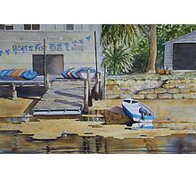 The Old Boat Shed - Woronora Photographic Print