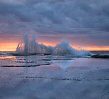 Sunrise Splash by Andrew Murrell