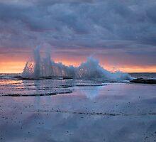 Sunrise Splash by Andrew Murrell