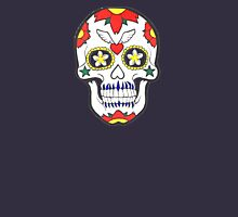 Day of the Dead Saturated Color Unisex T-Shirt