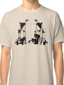 Funny Cat Pictures  Classic T-Shirt