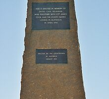 James Cook Memorial by UniqueDeesigns