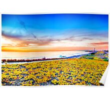 PCH Sunset Poster