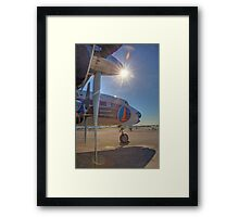 N836D -- a Classic Restored Framed Print