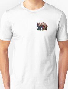 That 70s Show The Gang Tie Dye T-Shirt