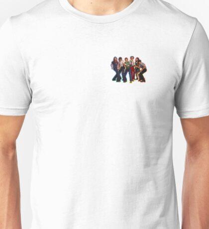 That 70s Show The Gang Tie Dye Unisex T-Shirt