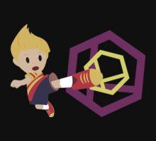 Lucas Super Smash 4 WiiU by Zanik