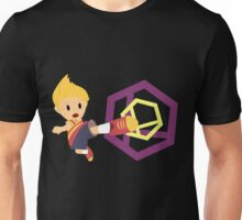 Lucas Super Smash 4 WiiU Unisex T-Shirt