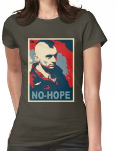 No Hope Taxi-Driver  Womens Fitted T-Shirt