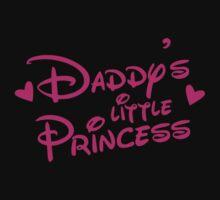 Daddy's little Princess cute! One Piece - Short Sleeve
