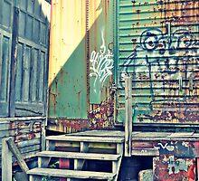 Loading Dock by Lyana Votey