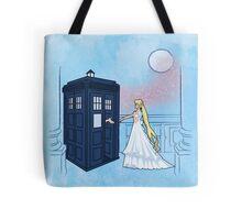 Doctor Moon Tote Bag