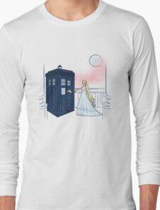 Doctor Moon Long Sleeve T-Shirt