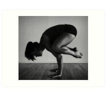 Yoga 16 Art Print